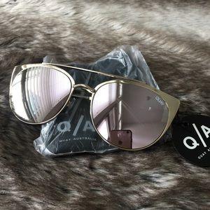NEW Quay Australia Tell Me Why Sunglasses